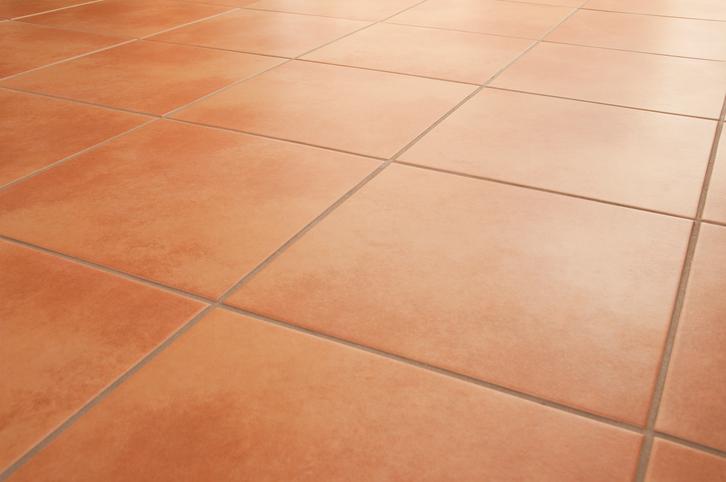 Terracotta Ceramic Tile